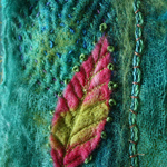 Embellisher Leaf Embroidery