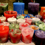 Making Assorted Candles