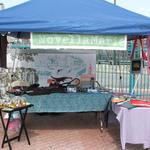 Needlepoint Booth Set Up