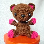 Scott The Bear Crochet