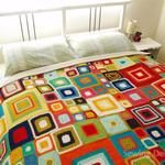 Vivid Dreams Blanket Crochet