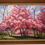 Spring Blossoms-painting