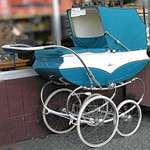 Baby Carriage or Pram, Brit Style