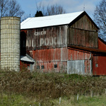 Another Old Mailpouch Barn