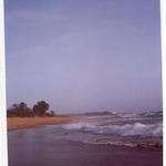 The vertical beach