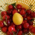 """cherries & """"nefle"""""""