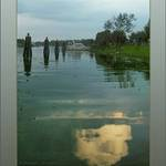 Okeechobee Waterway Reflection at Twilight
