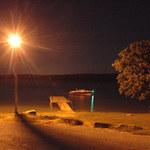 Dock at Night