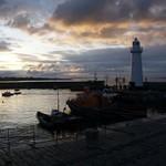 Donaghadee Harbour Sunset