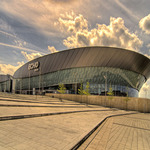 Echo Arena Liverpool ..