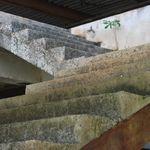 forgotten stairs