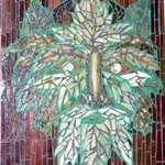 Green Man Mosaic