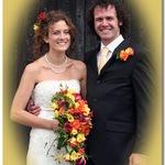 Happy Couple In Colour