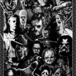 Ultimate Horror Movie Poster!