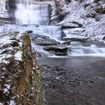 Bear Swamp Creek's Angel Falls
