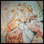Iris Painting #2