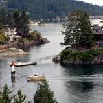 Island Home amid Peaceful Setting