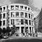 Vancouver Public Library, Black & White version