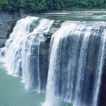 Middle Falls, Letchworth Park