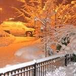 Snow Falling at Midnight