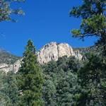 Framed Cliffs