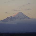 Mt Egmont at Sunset