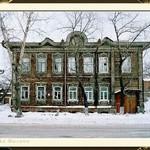 The Siberian house