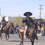 Pancho Villa on Parade