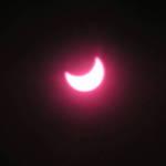 Partial Solar Eclipse New Zealand