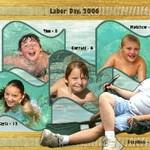 Labor Day Frolics - 2006