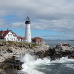 Portland Headlight Maine