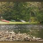 Promised Land Lake, Greentown, Pennsylvania