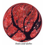 Red Leaf Globe