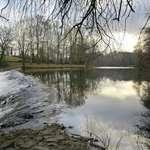 Weir on the River Gartempe