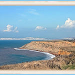 Southern Coastline Of The Isle of Wight