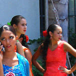 Spanish Dancers 2005
