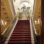 Town Hall Staircase ..