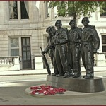 Statue Of The Royal Tank Regiment