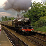 Steamer return ..