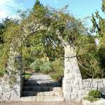 Stone Arch for Roses