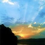 Lake Catherine Sunrise