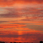 Sunset 4 from Boundary Bay BC