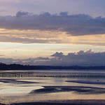 Firth of Forth at evening