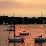 Niagara Sunset