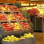 Produce Department - local supermarket