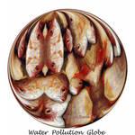 Water Pollution Globe