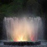Xmas Water Fountain #2